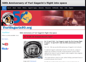 yurigagarin50.org