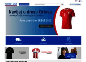 yusportshop.com