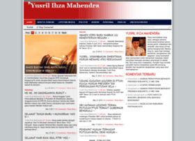 yusril.ihzamahendra.com