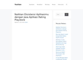 yustian.web.id