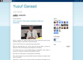 yusuf-garaad.blogspot.com