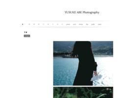 yusukeabephoto.com