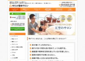 yutaka-salon.com
