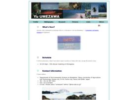 yuumezawa.com