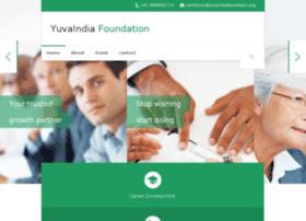 yuvaindiafoundation.org