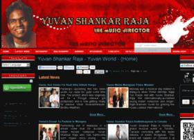 yuvanshankarraja.net