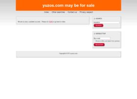 yuzos.com