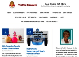 yvettestreasures.org
