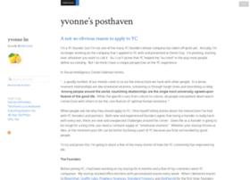 yvonne.posthaven.com