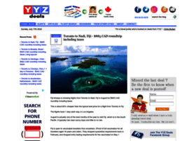 yyzdeals.com