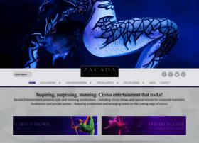 zacadaentertainment.com