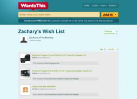 zacharydo.wantsthis.com