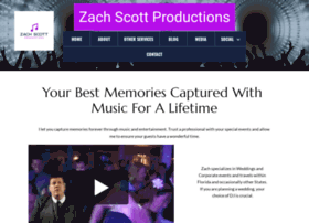 zachscottproductions.com