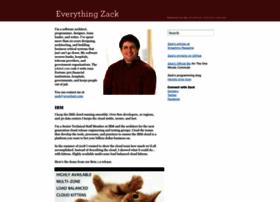 zackgrossbart.com