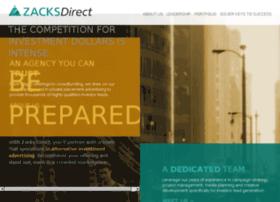zacksdirect.com