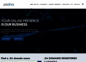 zadna.org.za