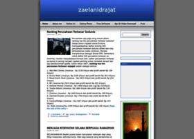zaelanidrajat.wordpress.com