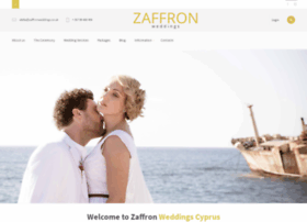 zaffronweddings.co.uk