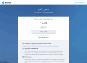 zafu.com