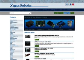 zagrosrobotics.com