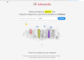 zahara.infoisinfo.es