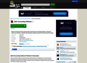 zahir-accounting-software.soft32.com