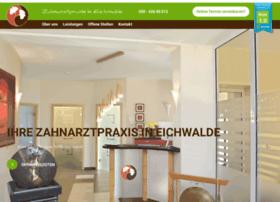 zahnaerztinnen-eichwalde.de