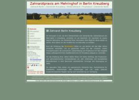 zahnarzt-berlin-kreuzberg.net