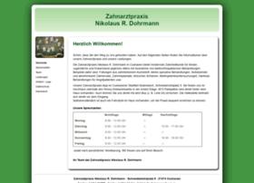 zahnarzt-dohrmann.de