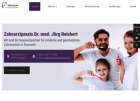 zahnarztpraxis-reichert.de