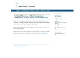 zahnarztpraxis-roehling.de