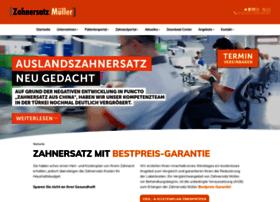 zahnersatz-mueller.de