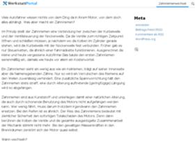 zahnriemenwechsel.org