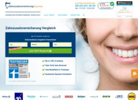 zahnzusatzversicherung-experten.de
