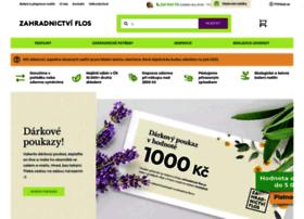 zahradnictvi-flos.cz