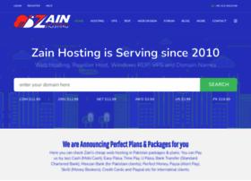 zainhosting.com