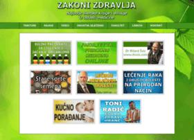 zakonizdravlja.com
