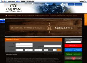 zakopaneapartamenty.net.pl