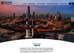 zalzalahgroup.com