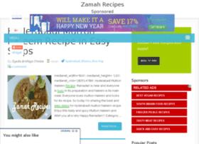 zamahrecipes.com