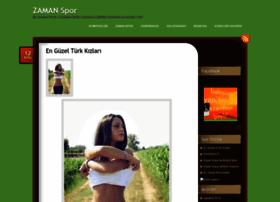 zamanspor.wordpress.com
