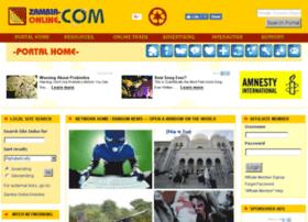 zambia-online.com