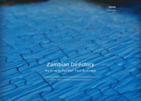 zambiandirectory.com