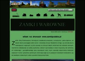zamkipolskie.com