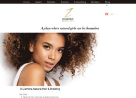 zamorahair.com