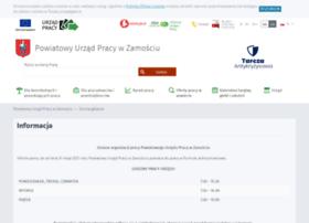 zamosc.praca.gov.pl