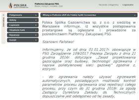 zamowienia.psgaz.pl