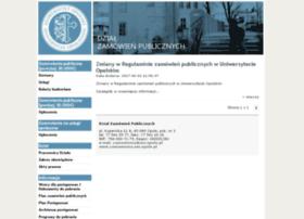 zamowienia.uni.opole.pl