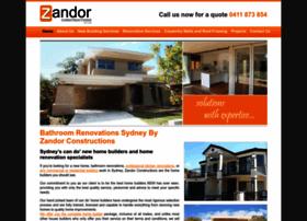 zandor.com.au