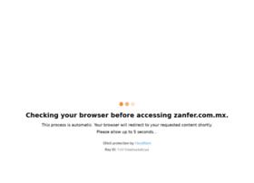 zanfer.com.mx